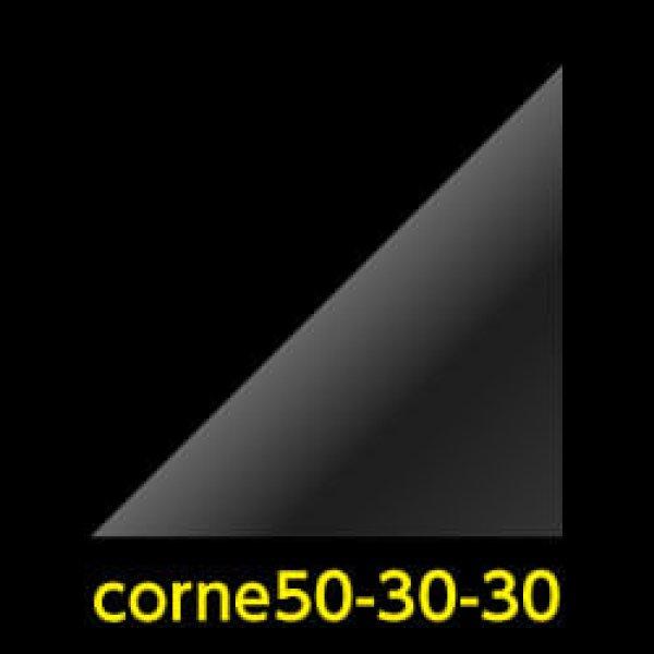 画像1: #50 アイシングクッキー用コルネ(OPP三角シート) 300x300【100枚】 (1)