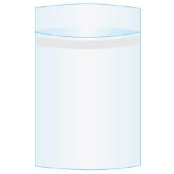 画像1: OPP袋 #50  110x157+40(mm) 本体側開閉自在テープ [1,000枚 (単価7.96)] (1)