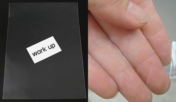 OPP袋品質イメージ写真